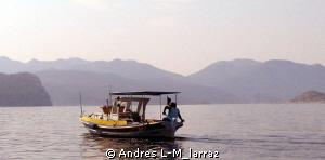 Fishing trip. Aegean Sea ,Turkey by Andres L-M_larraz