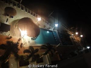 Veiw from our balcony - Cozumel, MX by Rickey Ferand