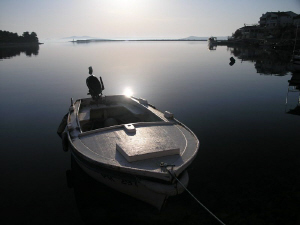 Dugi otok in the morning by Miro Polensek