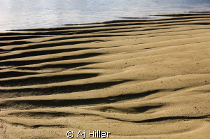 Low tide on a South Pacific island; shot with Nikon D2X, ... by Aj Hiller