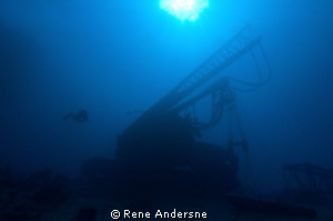 shoot in redsea by Rene Andersne