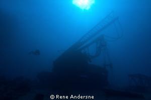 shoot in redsea by Rene Andersne