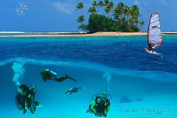 pacific-majuro atoll-nik RS-photoshop- by Manfred Bail