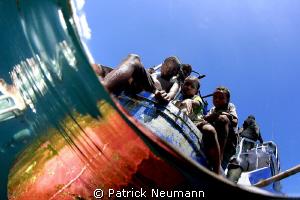 Spirit of New Guini by Patrick Neumann