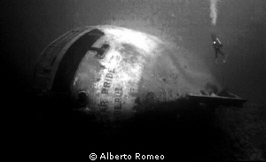 In 1980's I and my team haved the opportunity to dive on ... by Alberto Romeo