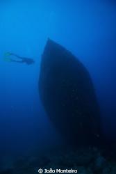 Visiting KWARCIT (AKA BORIS) Wreck @ Sal Is. by João Monteiro