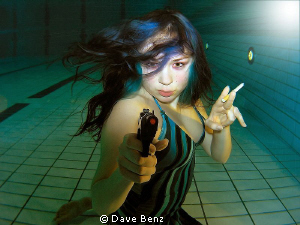 Bond...James Bond...no, of course not. But one of my firs... by Dave Benz