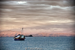 Madagascar evening by Tony Makin