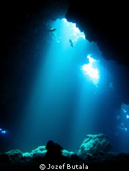 Water&Light,catedral of Lanai,canon SD750 by Jozef Butala