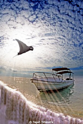 once upon a time in the dream island....it was a photo fr... by Teguh Tirtaputra