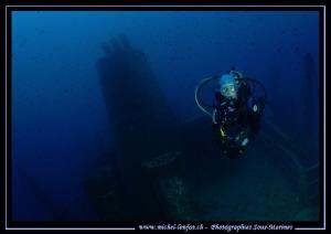 "Diving the ""Farud"" - Malta Island... Que du Bonheur... :O... by Michel Lonfat"