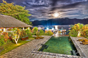 Kasawari Resort, Lembeh by Julian Cohen