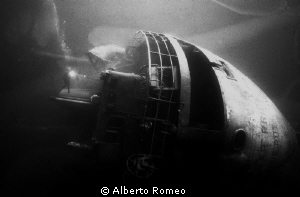 "Exploring the wreck of "" Cedar Pride"" in Golf of Aqaba. N... by Alberto Romeo"