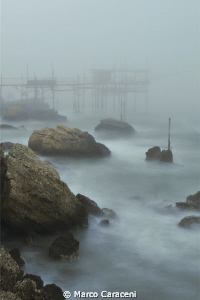TRABOCCO by Marco Caraceni