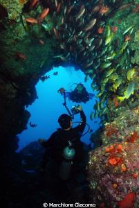 The captain Beto shots. Coco island 2010 Nikon D200. 17... by Marchione Giacomo