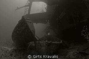 Salem Express by Girts Kravalis