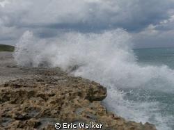 Blowing Rock Preserve by Eric Walker