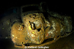 3 old Fiats on the Umbria in Sudan - a fabulous wreck to ... by Michael Gallagher