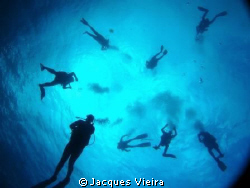 Mitsio Wreck , off of Sakatia Lodge dive center Madagascar . by Jacques Vieira
