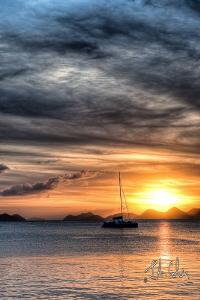 Sunset by Julian Cohen