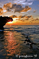 Shot was made and taken in Bolinao, Pangasinan in the Phi... by Gurney Fermin