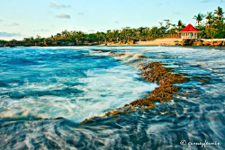 Shot was taken from Bolinao, Pangasinan Philippines. Came... by Gurney Fermin