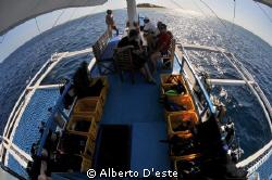 Safari Boat in Cagayan Island - PH - Adventure in an unpo... by Alberto D'este