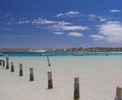 Coral Bay, Western Australia by Penny Murphy