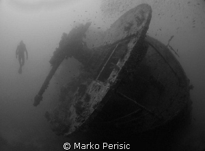 Most probably dived more than any other wreck. Celebratin... by Marko Perisic