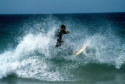 Le surf c'est fun. by Philippe Brunner
