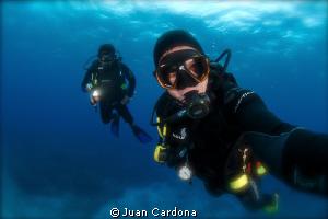 why not !! by Juan Cardona