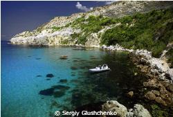 Laguna by Sergiy Glushchenko