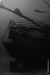 Photo of the wreck of the Meridian motorsailor, lies more... by Hugo Masaryk