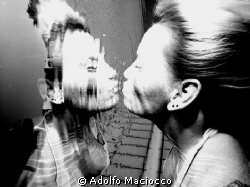 B&W Reflections by Adolfo Maciocco