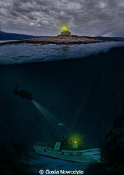 ... when the wreck of a mysteriously lost fishing boat ap... by Gosia Nowodyla