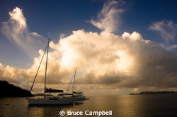 Time to go sailing by Bruce Campbell