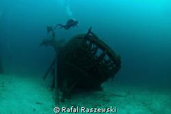 Scuba Dive Site: Bacvica Borko, Šibenik-Knin, Croatia.Wat... by Rafal Raszewski