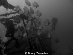 Taken at Alma Jane, Sabang Puerto Gallera, Mindoro, Phili... by Donny Zarsadias