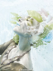 - promotion for waterproof makeup by Susanne Stemmer