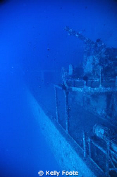 USS Emmons Taken with Nikon D70 at a depth of 130 Ft usi... by Kelly Foote