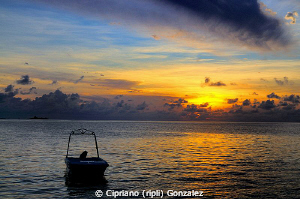 After an aweson diving day by Cipriano (ripli) Gonzalez