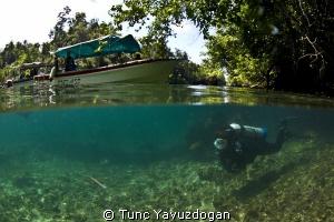 The Passage by Tunc Yavuzdogan