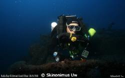 Diver Portrait 45(msw) by Skinonimus Uw