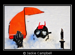 You know that you are a scuba addict when........during t... by Jackie Campbell