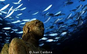 Museum submarine of Art  (MUSA) by Juan Cardona