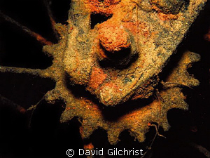 Corrosion by David Gilchrist