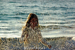 ...it's all about the water. by Jozef Butala