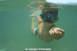 THE GIFT by Giorgos Michailidis