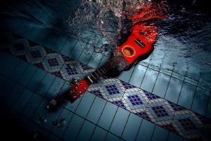 underwater music by Veronika Matějková