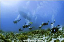 Gordon Reef by Sergiy Glushchenko